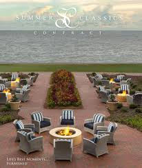 Commercial Outdoor Furniture | <b>Summer Classics</b> Contract Sales