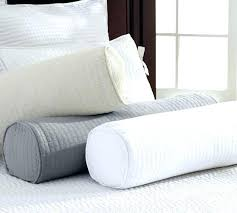 Foam Wedge Bolster Pillow Covers