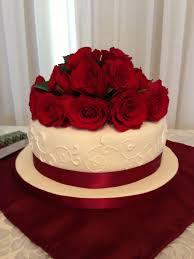 40th Wedding Anniversary Cake Cake Anniversary Cake Pictures