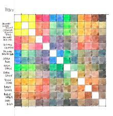 Winsor And Newton Cotman Color Chart Review Pebeo 12 Half Pan Watercolour Set Parka Blogs