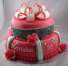 Happy Birthday Cake For Adult Birthday Cake 3d Model