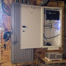 when the cable guy decorates part 2 the scottosphere so far i have installed the cable modem and a telephone distribution panel yes i m wiring my home for the future exciting landline technology