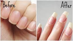 diy nail growth recipe nail growth in