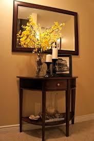 Stunning Entryway Console Table Decor Entry And Hallway Ideas