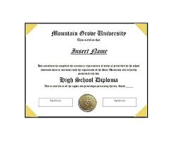 Fake Diploma Template Free Grade Diploma Template Free High School Hs Homeschool Pdf