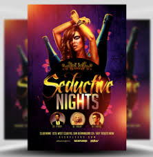 club flyer templates party and club flyer templates for photoshop flyerheroes