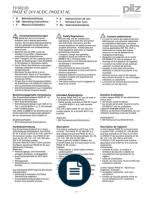 manual partes compresor up6 25 125 copy pdf Pilz Pnoz X7 Wiring Diagram pilz pnoz x7 Pilz PNOZ X5