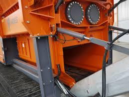 Universal Shredder VZ 950 - ARJES Recycling Innovation