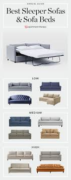 Small Picture The Top 15 Best Sleeper Sofas Sofa Beds Apartment Therapy