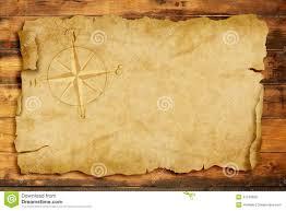 Old Nautical Chart Stock Illustration Illustration Of