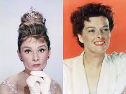 Were Audrey Hepburn and Katharine ...