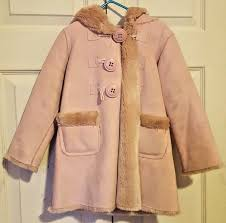 pkct50 pkct50 lili gaufrette light pink faux fur girl s winter