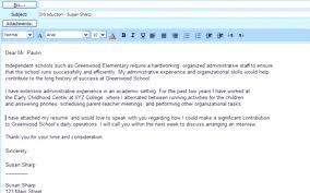 Email Example For Sending Resumes Sending Resume Via Email Sample Penza Poisk
