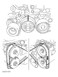 Engine 98 legacy outback dohc ej 25 timing belt doesn t have rh mechanics stackexchange drawing timing diagrams subaru timing diagram