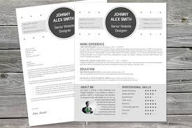 Bundle Of 20 Gorgeous Resume 4 Cover Letter Templates From Kukook