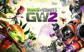 review plants vs zombies garden