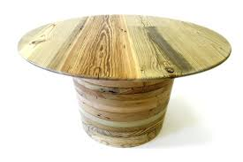 round table top wood best reclaimed wood round dining tables choices unique reclaimed wood dining table