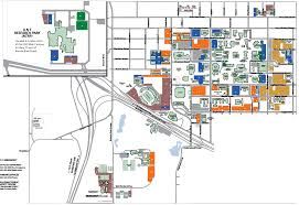 university of north texas research park ntrp map   n texas