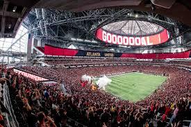 Atl Utd Seating Chart Atlanta United Vs Portland Timbers Mercedes Benz Stadium