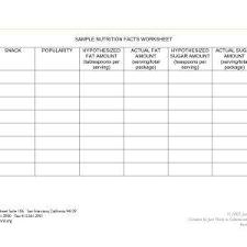 nutrition label worksheet answer key ers fresh food labels worksheet activity refrence reading food labels