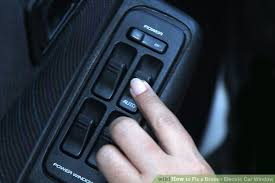 image led fix a broken electric car window step 11