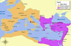 Venn Diagram Of Roman Republic And Roman Empire Stephanie Smith Tri Valley Middle School