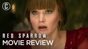 Red Sparrow Movie Review - Is Jennifer Lawrence's Latest Too Gratuitous? -  YouTube