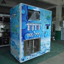 Frigidaire Vending Machines Gorgeous New Business For Ice Vending Frigidaire Ice Maker Not Making Ice