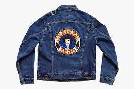 Grateful Dead <b>x Levi's</b> Ltd. Edition Trucker Jackets