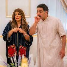 """هوشة جديدة بين زوجات شهاب جوهر """"فارس"""" الأربع وفهد باسم """"عبود"""" يبكي الجمهور  في """"أمينة حاف"""""""