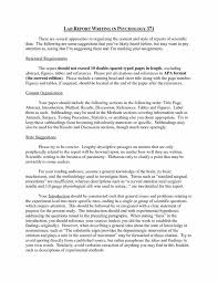 Apa Format Psychology Research Proposal Fresh Example Of
