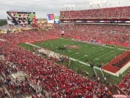 Image result for pictures of raymond james stadium