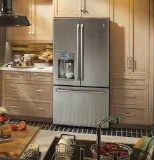 ge profile refrigerator with keurig. Contemporary Keurig GE Connected Technology On Ge Profile Refrigerator With Keurig