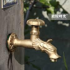 smart design decorative garden faucet faucets handles designs outdoor hose
