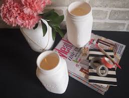 Decorate Jar Candles DIY Painted Mason Jars with Multiple Uses 36