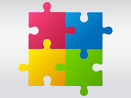 Jigsaw Puzzle Vector Art Graphics Freevector Com