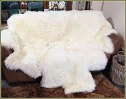 sheepskin rug costco full size of sheepskin rug large sheepskin rug home design ideas in