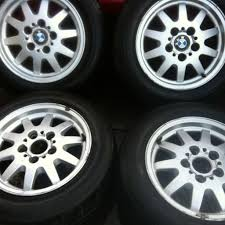 All BMW Models bmw 195 wheels : bmw alloy wheels e36 style 28 alloys 15 inch with 195/60/15 tyres ...