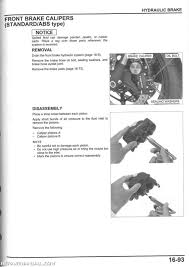 used honda cbrrr motorcycle service manual repair 2008 2014 honda cbr1000rr service manual page 3