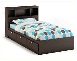 loft bed queen captain bed with storage full size under twin and bookcase headboard full size