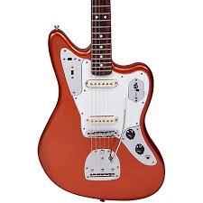 fender johnny marr jaguar electric guitar metallic ko rosewood hidden seo image