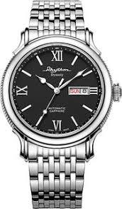 Купить <b>мужские часы</b> наручные <b>Rhythm</b> - цены на <b>часы</b> на сайте ...