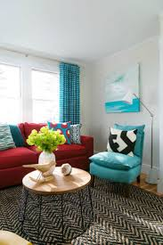teal living room furniture. 13 Ideas That Will Make You Fall In Love With A Red Sofa Teal Living Room Furniture
