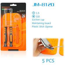 <b>JAKEMY JM</b>-<b>8120</b> 6 в 1 <b>Набор</b> отверток <b>инструменты</b> для ремонта