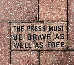 Journalism Quotes Enchanting What Journalism Quotes Are On Your Newsroom Walls Poynter