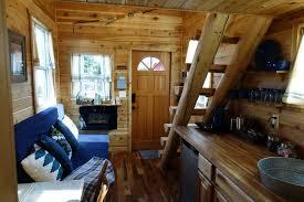 tiny house vacations. Contemporary Tiny Log Cabin Themed Tiny House On Vacations H
