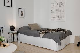 living room bed.  Living Bed  Living Room With Dark Touches  COCO LAPINE DESIGNCOCO DESIGN Throughout Living Room G