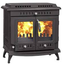 double door wood burning free standing cast iron stove fireplace for wm703a