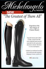 The New Tredstep Michelangelo Tall Boots Are Expertly Honed