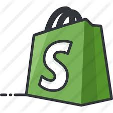 Shopify - Free logo icons